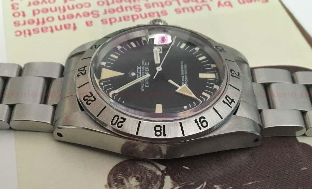 Rolex Explorer II Ref. 1655_ il Freccione_prezzo_price_price_0-1003