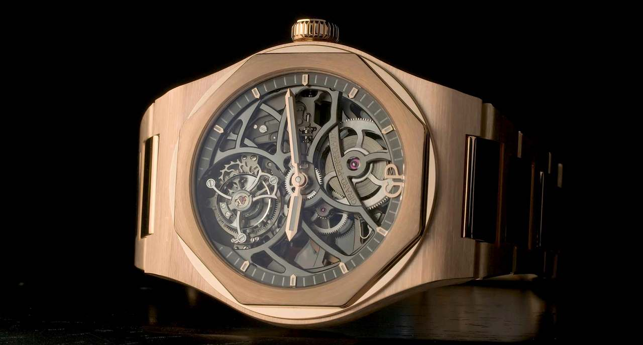 Girard-Perregaux Laureato Flying Tourbillon Squelette 42mm _price_0-1001