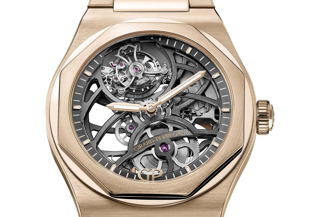 Girard-Perregaux Laureato Flying Tourbillon Squelette 42mm _price_0-1004