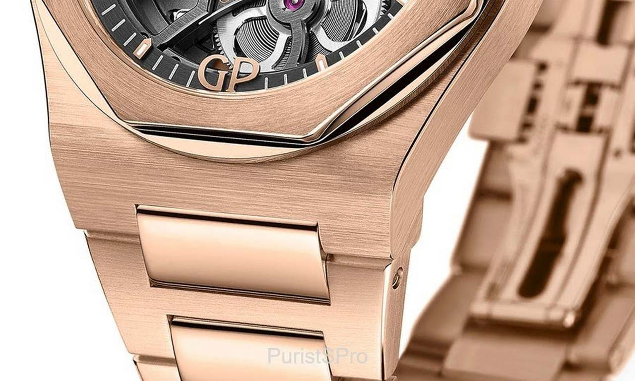Girard-Perregaux Laureato Flying Tourbillon Squelette 42mm _price_0-1006