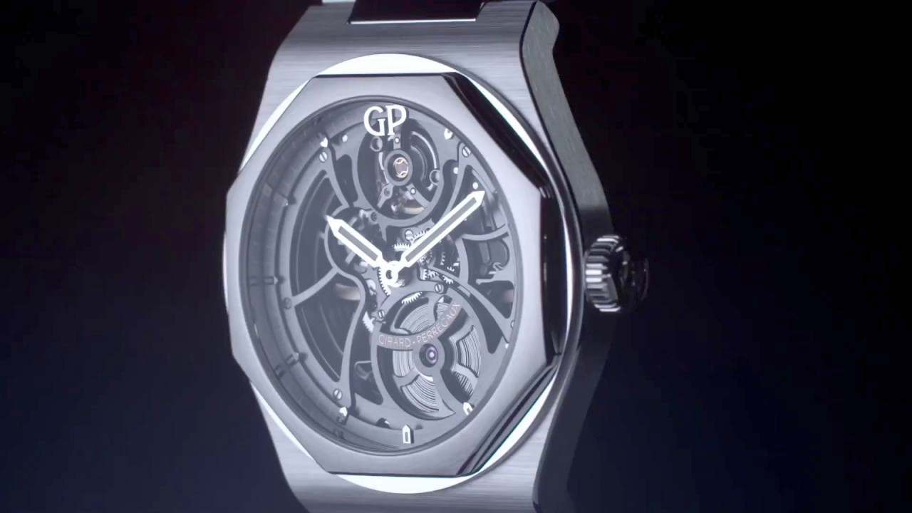 Girard-Perregaux Laureato Flying Tourbillon Squelette 42mm _price_0-1009