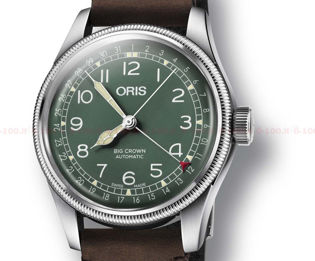 01 754 7741 4087-Set LS - Big Crown D.26 286 HB-RAG Oris Limited Edition