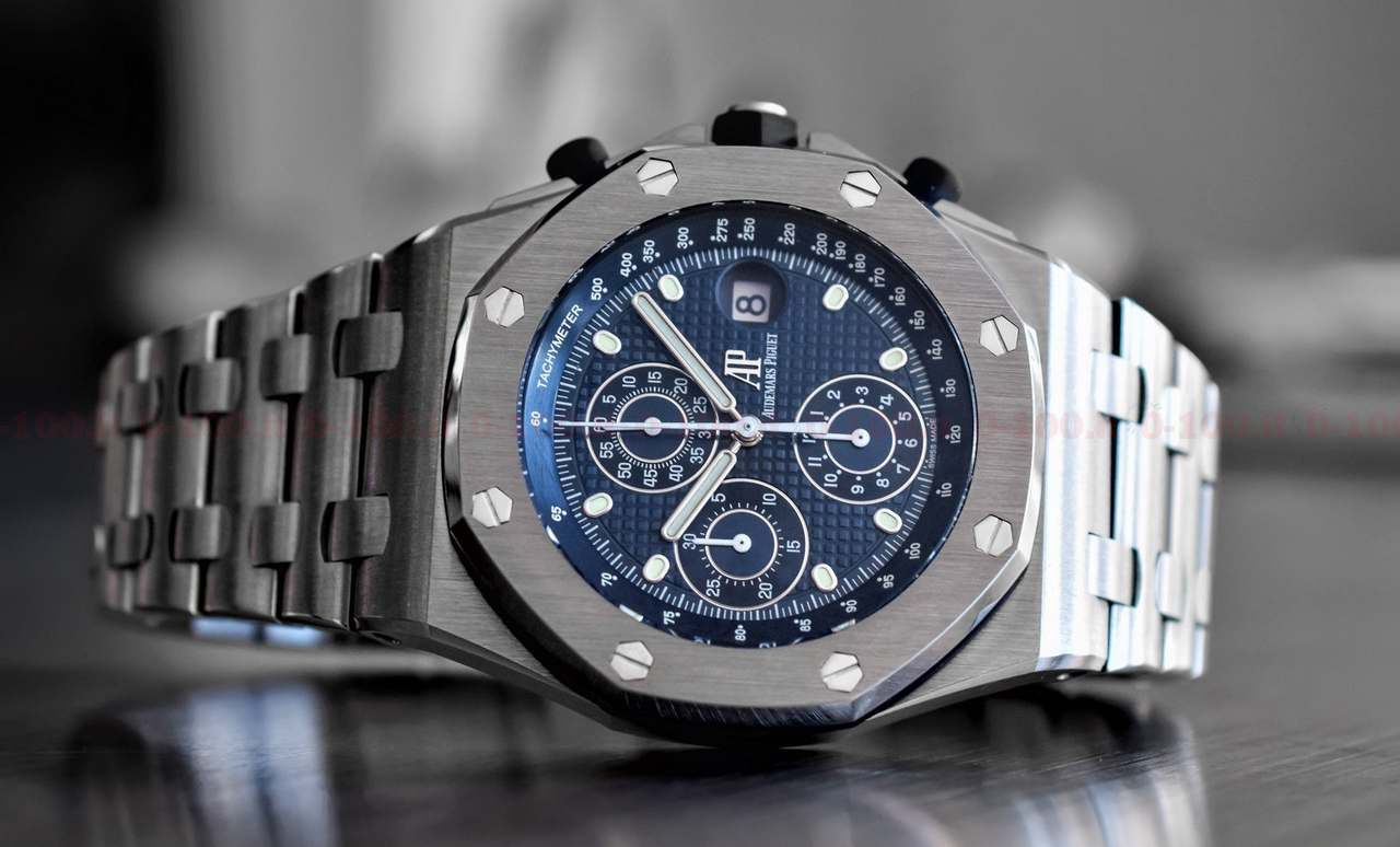 Anteprima SIHH 2018: Audemars Piguet Royal Oak Offshore Chronograph Re-edition 25th Anniversary Ref. 26237ST_price_0-1001