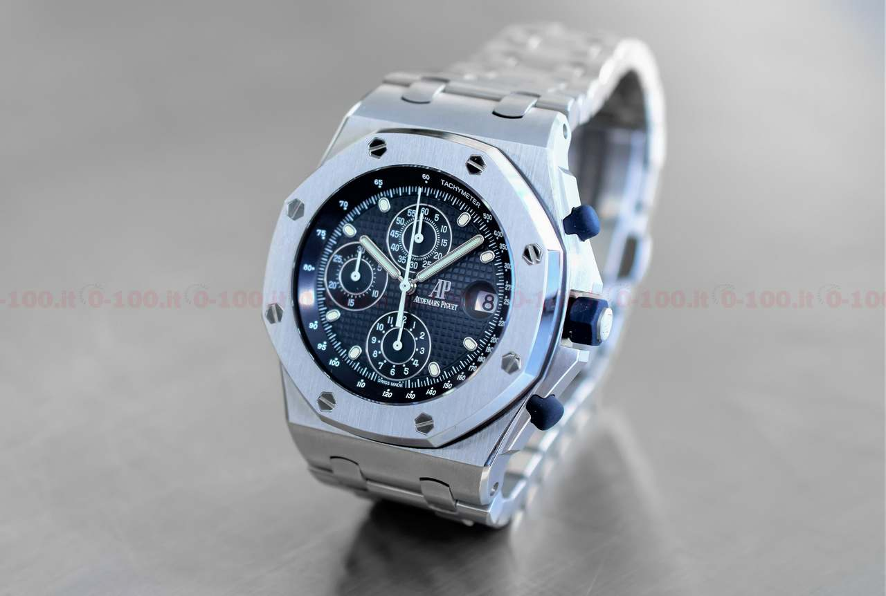 Anteprima SIHH 2018: Audemars Piguet Royal Oak Offshore Chronograph Re-edition 25th Anniversary Ref. 26237ST_price_0-1002