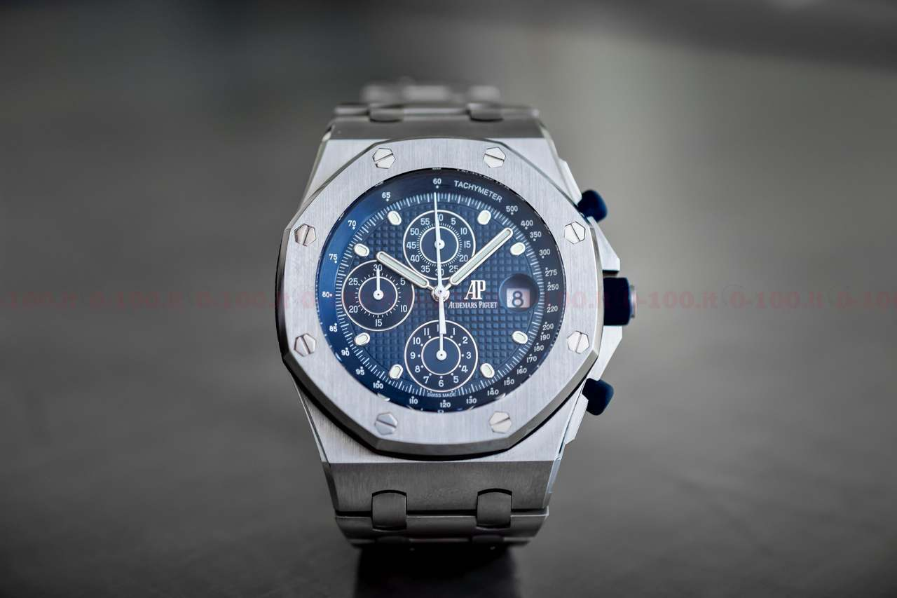 Anteprima SIHH 2018: Audemars Piguet Royal Oak Offshore Chronograph Re-edition 25th Anniversary Ref. 26237ST_price_0-1003