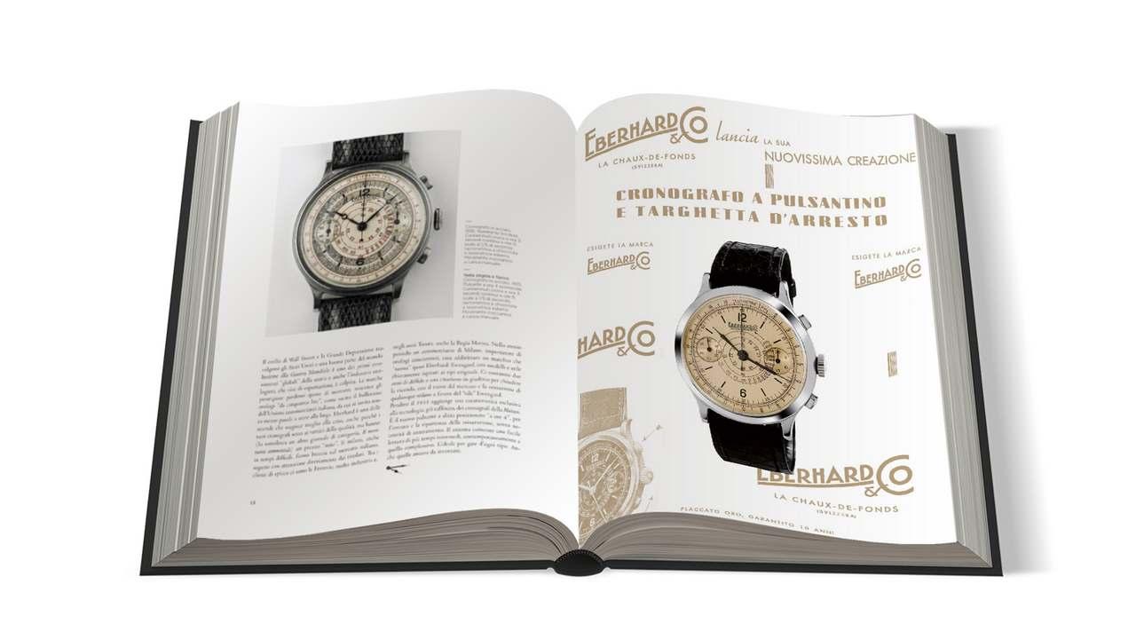Libro Eberhard & Co. 130 anni - L'arte di sfidare il tempo_0-100