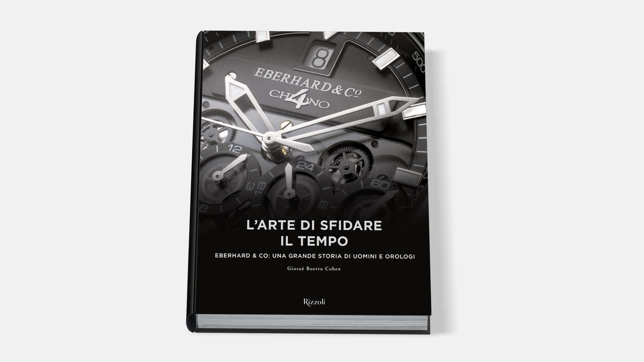 Libro Eberhard & Co. 130 anni - L'arte di sfidare il tempo_0-100_1