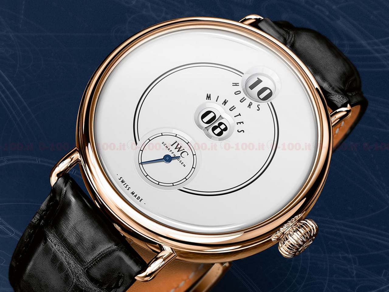 SIHH 2018_ IWC Tribute to Pallweber Edition 150 Years Limited Edition_price_0-1002